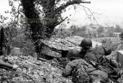 9th Infantry Division Normandy Battle
