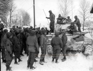9th Infantry Division tank recognition