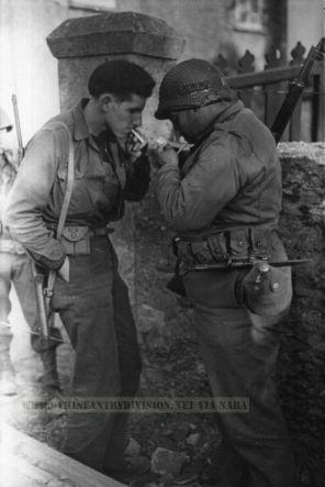 9th Division lighter