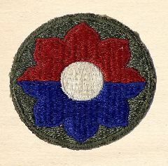 The Octofoil Shoulder Patch