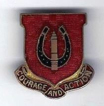 26th Field Artillery Battalion DI