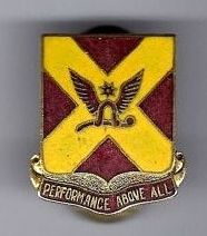 84th Field Artillery Battalion DI
