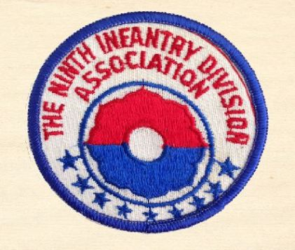 9th Infantry Division Association Patch