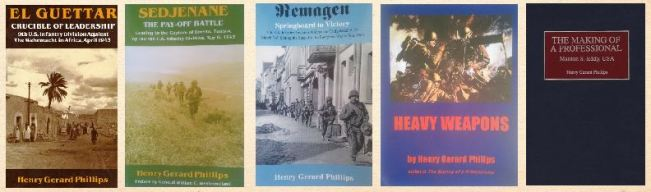Henry Phillips Books