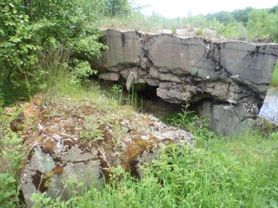 Bunker Raffelsbrand