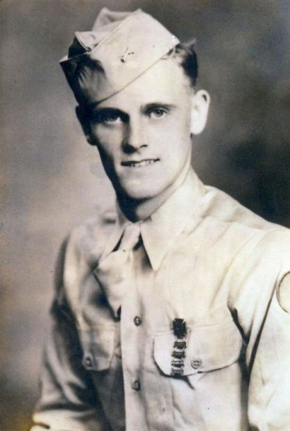 Private David B Hill