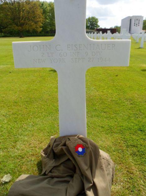John C Eisenhauer Grave