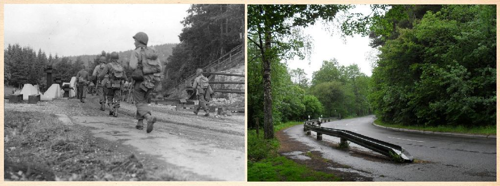 Roetgen Then and Now