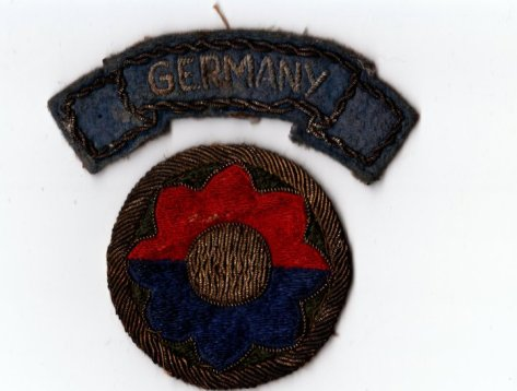 Edward Webber's Patch