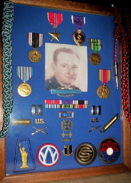 Samuel Weinstein medals