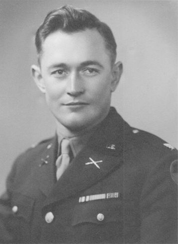LT Colonel Evert Erwin Stong