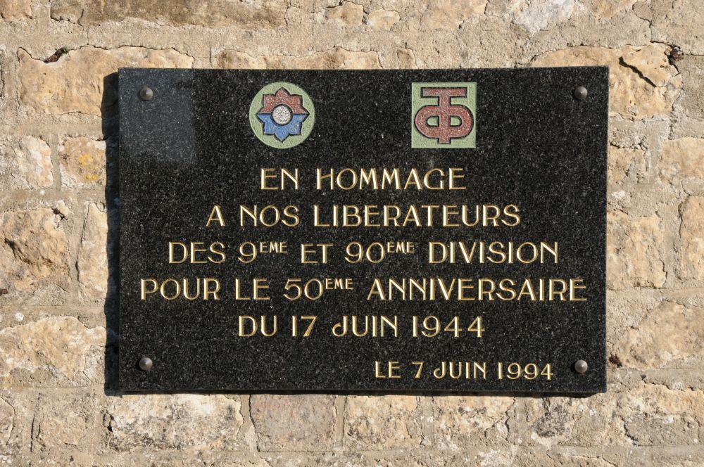 Orglandes Memorial