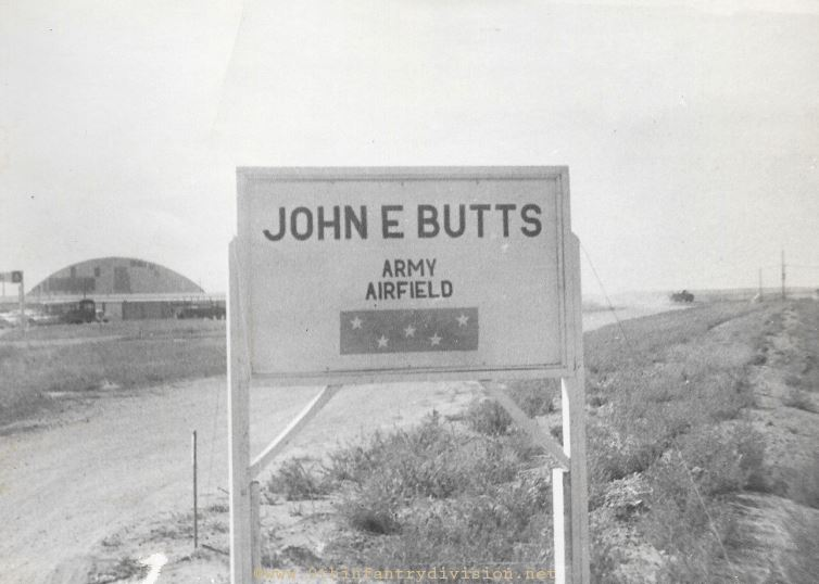 John E Butts Airfield