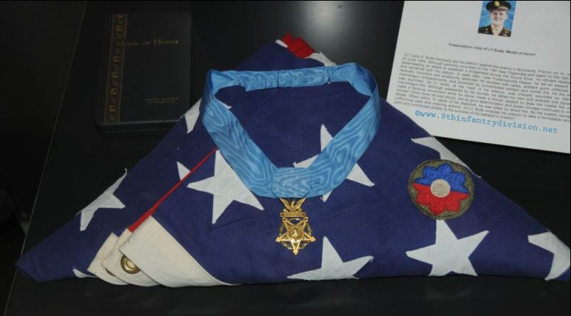 Medal of Honor Utah Beach Museum