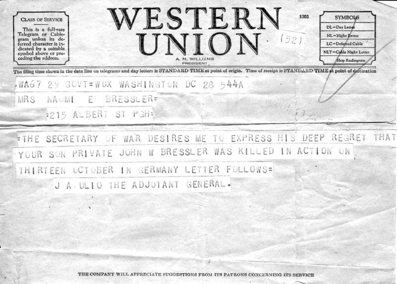 Bressler-1944-Telegram
