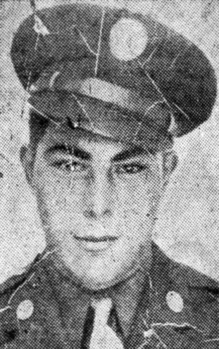 Sergeant Alex L. Platt