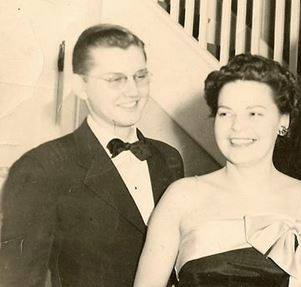 Fred and his wife Mary Anne
