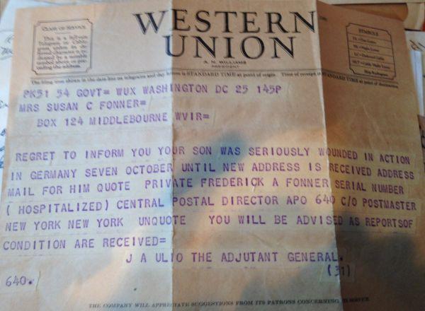 WIA Telegram