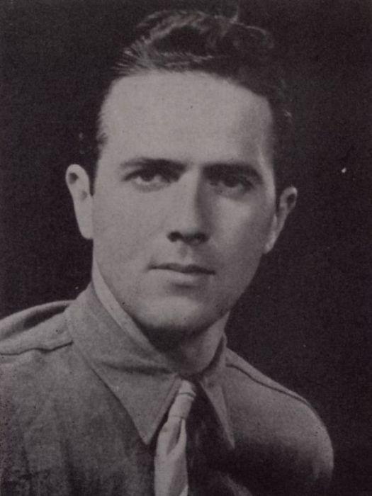2nd Lt. Guy Remington