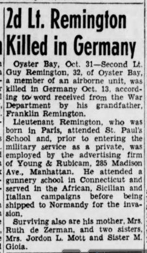 The Brooklyn Daily Eagle - Brooklyn New York - 31 Oct 1944 Tuesday
