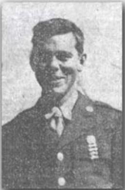 Sgt. Albert D. Moses Jr.