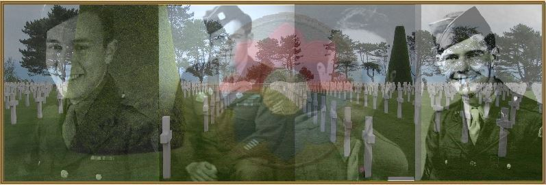 9th Infantry Division Tribute Pages
