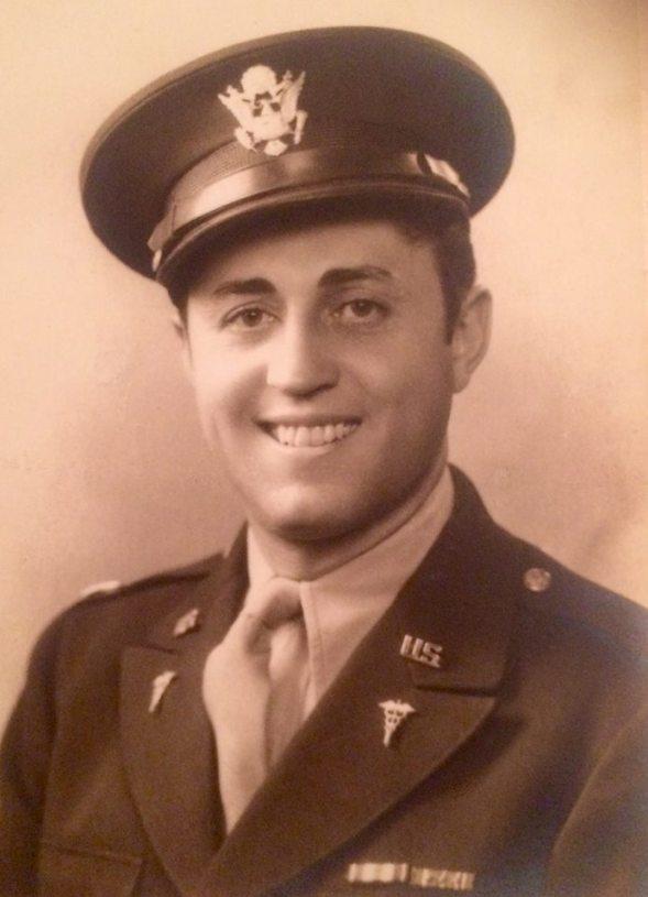 Major Anthony Sordill