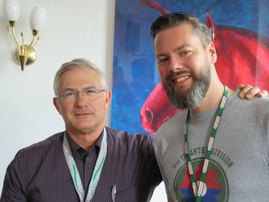 Douglas E. Nash and Yuri Beckers