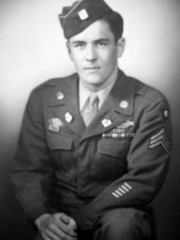 Sergeant Joseph Bergin