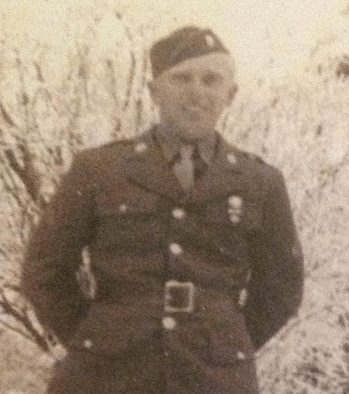 Sergeant Lloyd Stegeman