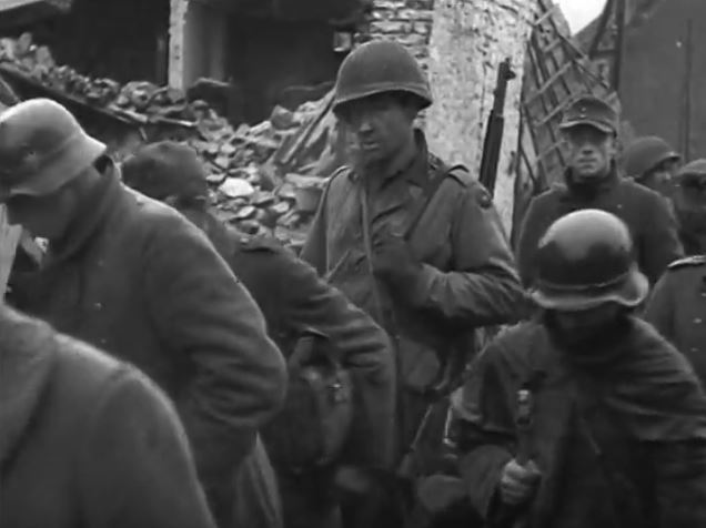 Soon after, more German prisoners arrived, and walked to the Jungersdorfer Hof.