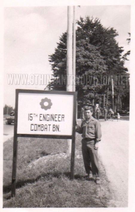15th Engineer Combat Battalion.