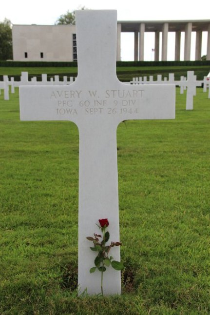 PFC Avery Stuart Cross