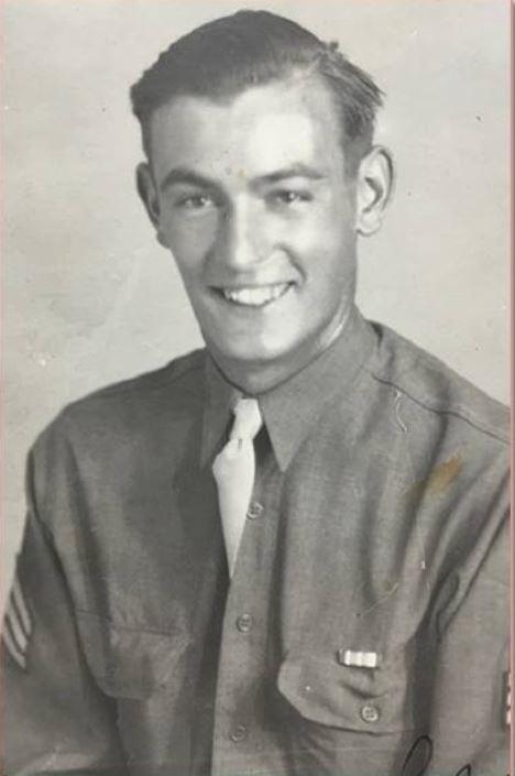 Bill Hilton Sr. 9th Infantry Division
