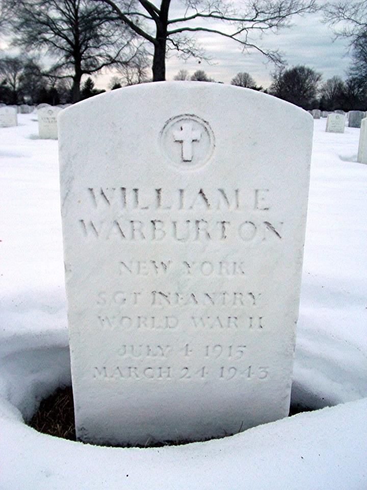 William Warburton's last resting place.