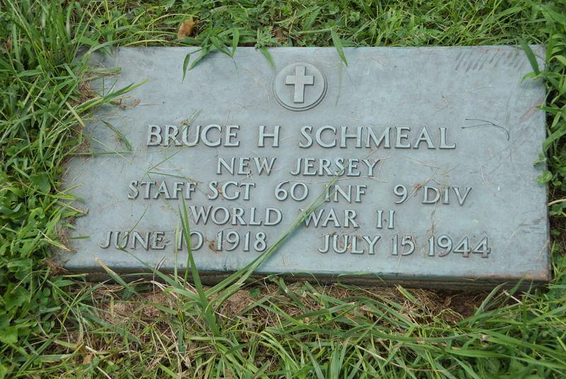 Bruce H. Schmeal Gravesite