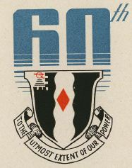 60th Infantry Regiment in WWII