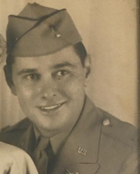 2nd Lt. Bertrum A. Wheeler