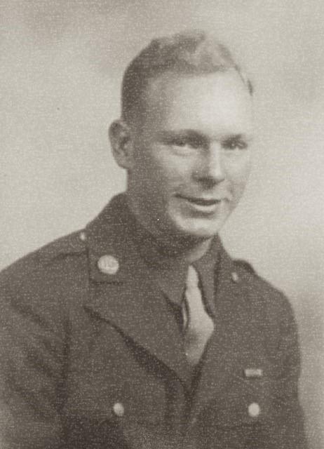 PFC Frederick C. Mauk