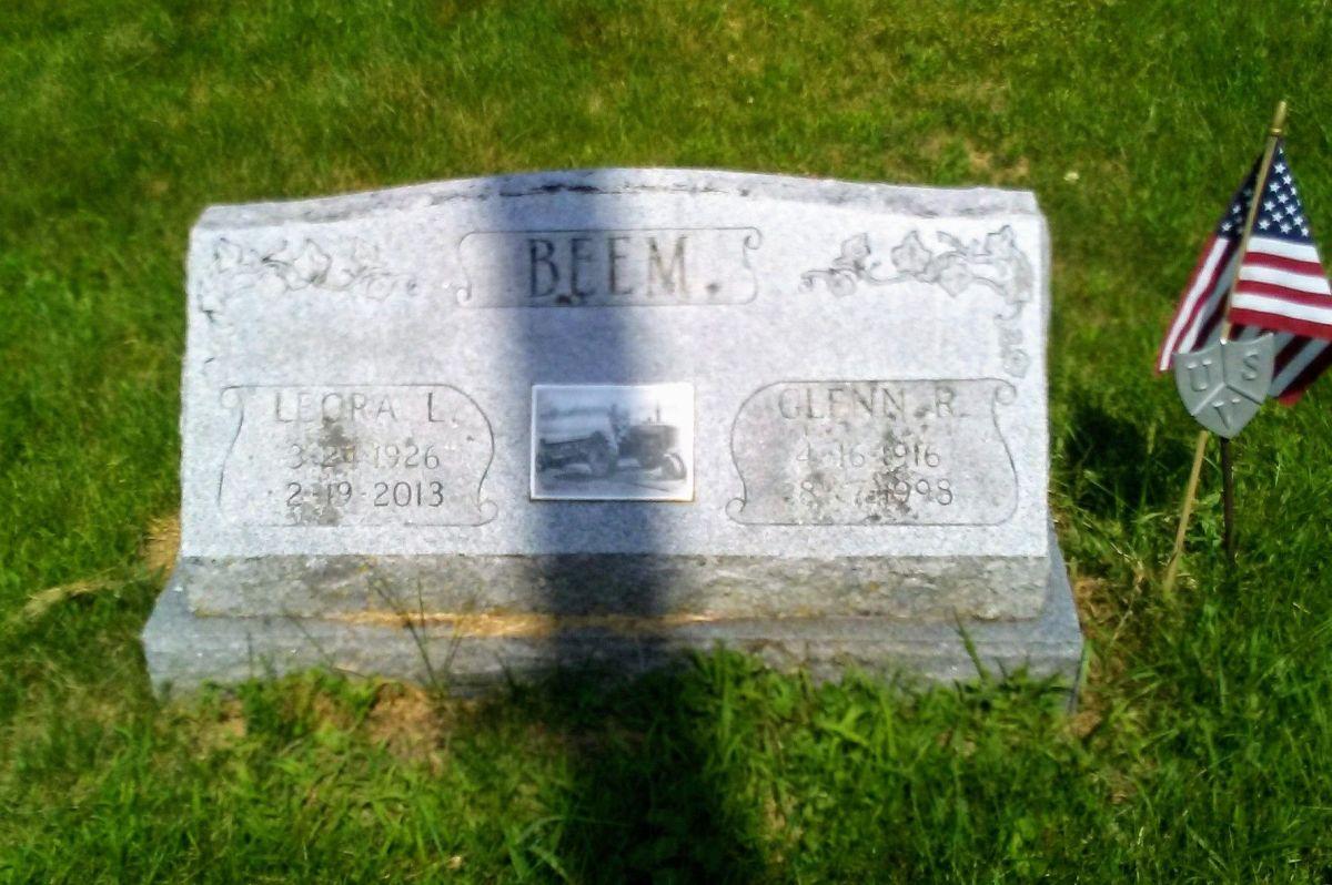 Glenn R Beem Gravesite