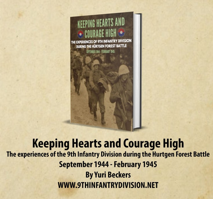 9th Infantry Division book