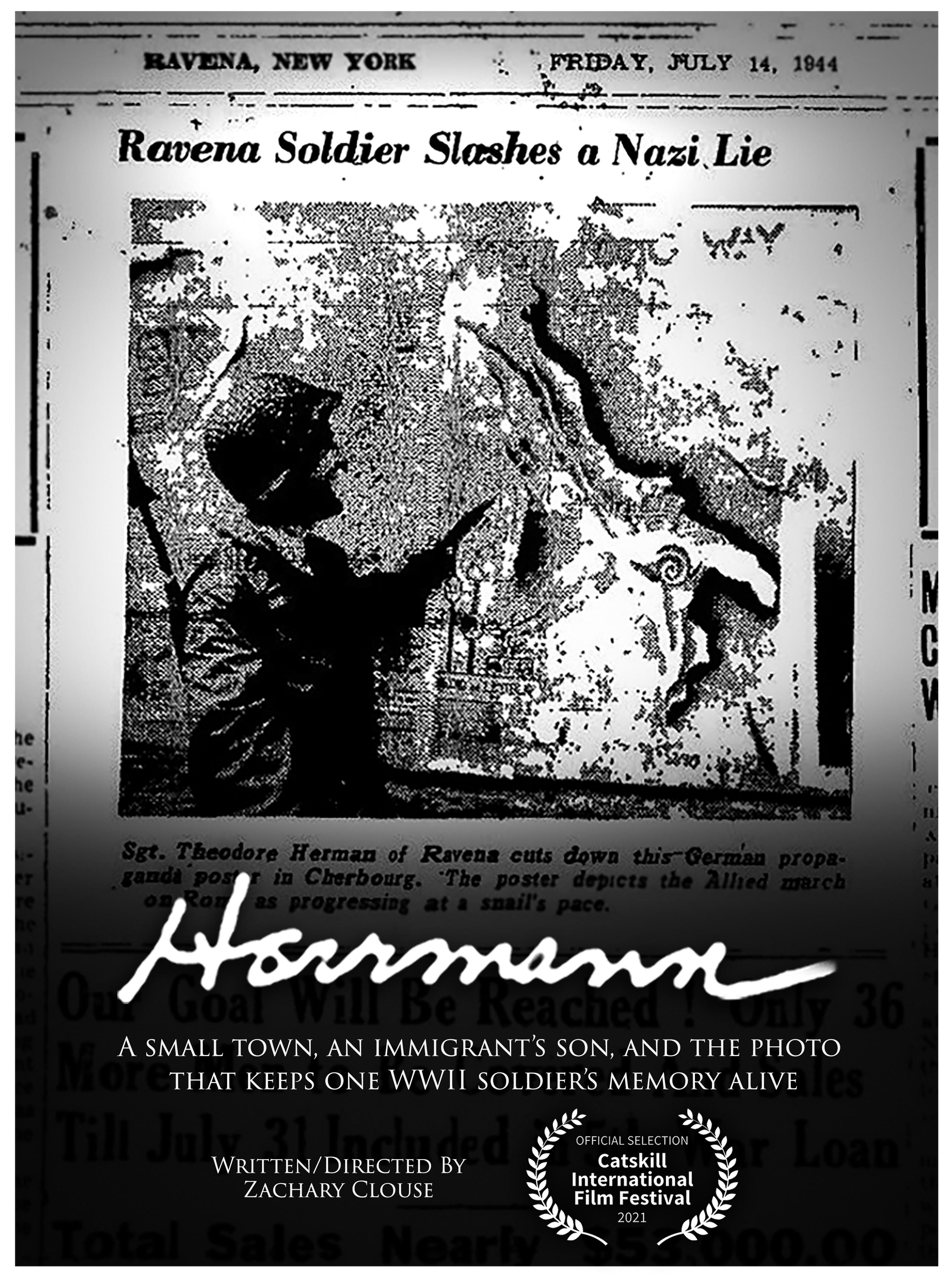 Herrmann Film Poster